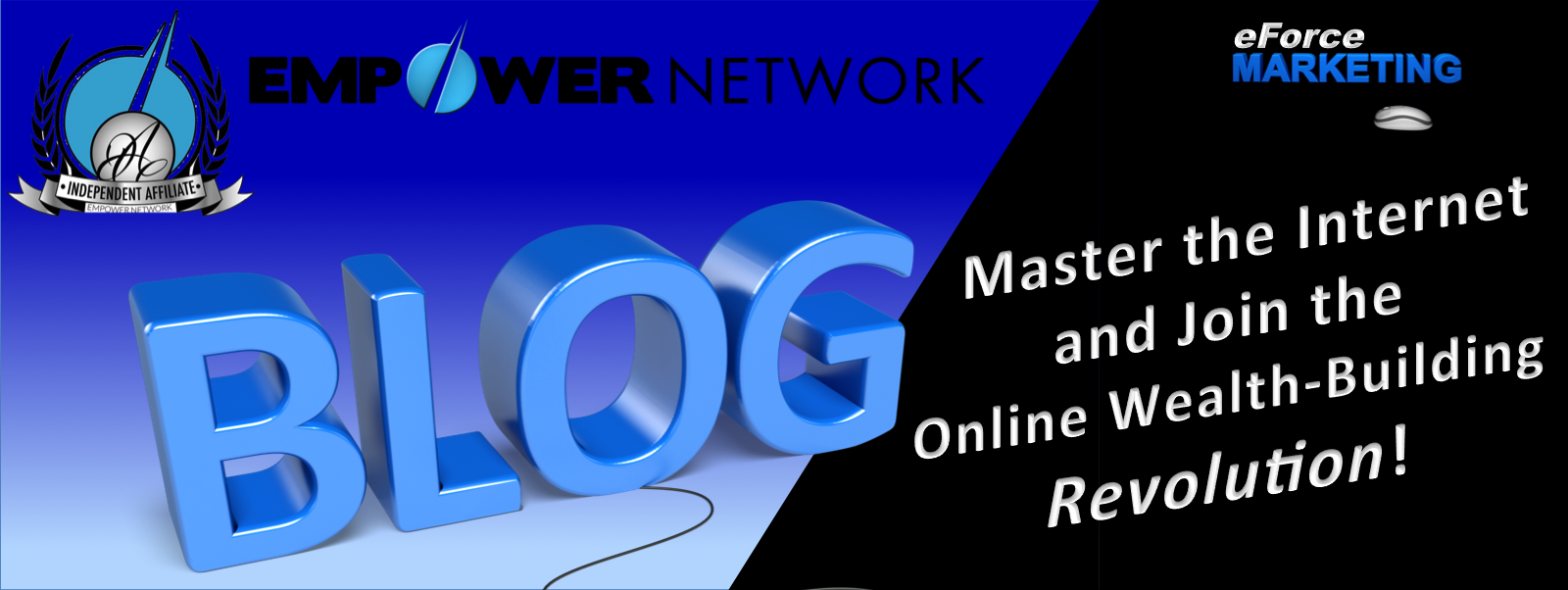 Viral blogging system with Empower Network. Build your SEO with Empower Network's viral blogging system