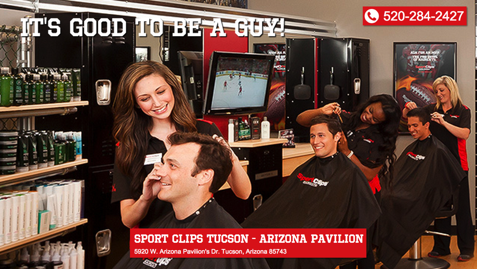 Offering The Best Mens Haircuts In Tucson And Marana