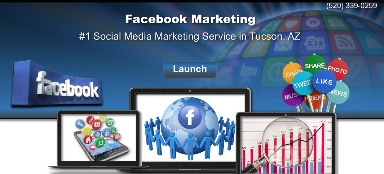 Web Design Tucson, Social Media Marketing Tucson, Tucson SEO