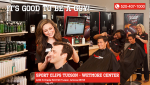 Sport Clips Tucson – Wetmore Center