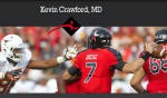 Dr. Kevin Crawford | Sports Medicine Lubbock | Orthopedic Surgeon in Lubbock